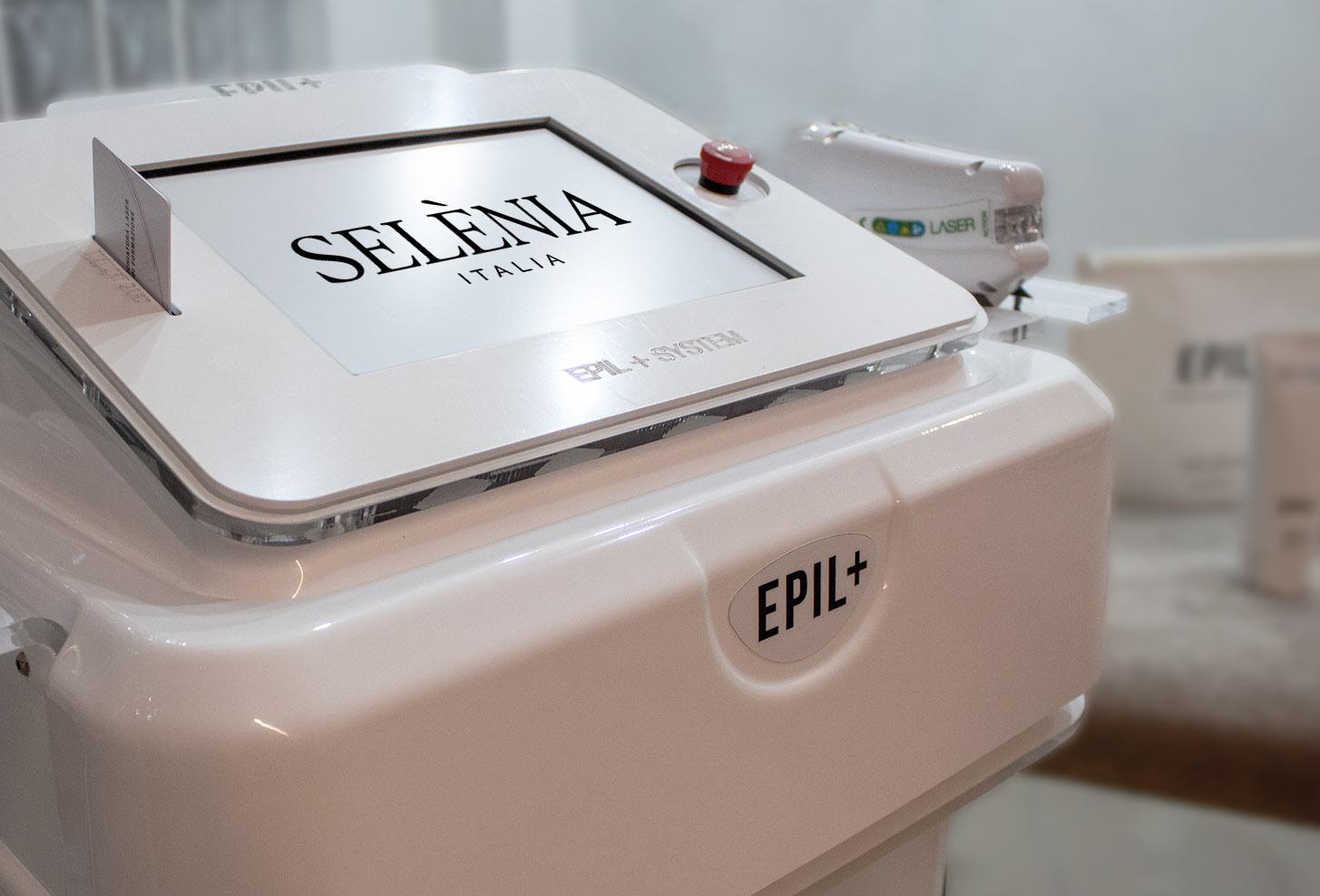 Apparecchiature e macchinari per centri estetici. Attrezzatura professionale per la riduzione degli inestetismi.