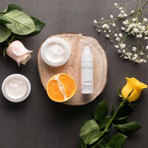 Cosmetici per centri estetici e per uso domestico